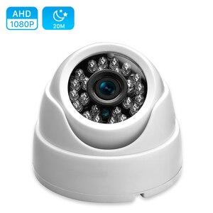 ANBIUX HD 720P 1080P AHD Camera 2000TVL AHDM Camera 1MP/2.0MP Indoor Security Dome Camera IR Cut Filter Plastic CCTV Home Office