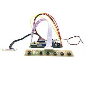 Kontroler LCD pokładzie RTD2483 V1.1 wbudowany skok Cap program obsługuje HDMI do 27 cal AUO1920X1080 LVDS PANEL LCD M270HVN02.0