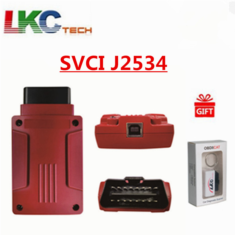 Newest SVCI J2534 Diagnostic Tool for M az da Fo rd Support Online Module Programming Support