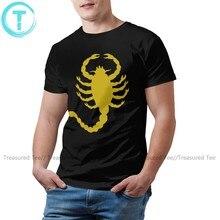 Scorpion T Shirt DRIVE SCORPION T-Shirt Short Sleeve 100 Cotton Tee Shirt Funny Streetwear 5x Printed Tshirt