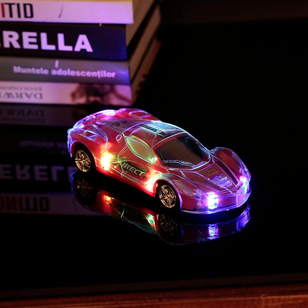 1:24 RC спортивный автомобиль S222 гоночный автомобиль, эффектный мигающий светодиодный фонарь, Радиоуправление, автомобиль, Подарочная игрушк...