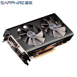 Image 4 - Sapphire AMD Radeon RX 580 4GB Thẻ Chơi Game Video Thẻ RX580 256bit 4GB GDDR5 PCI Express 3.0 Máy Tính Để Bàn Dùng RX580