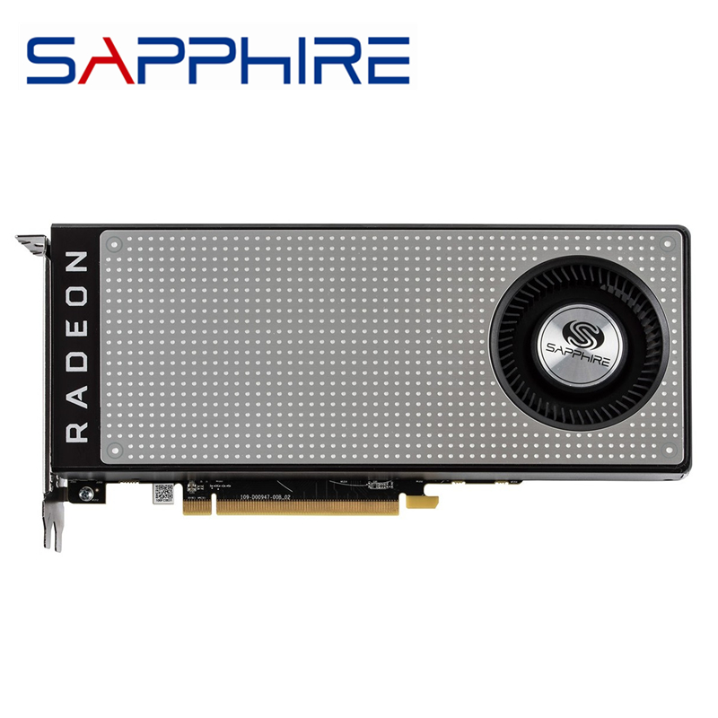 SAPPHIRE Radeon RX 470 4GB Graphics Cards AMD GPU RX 470D Original <font><b>RX470</b></font> RX470D Video Cards PC Computer Game Map HDMI Not Mining image