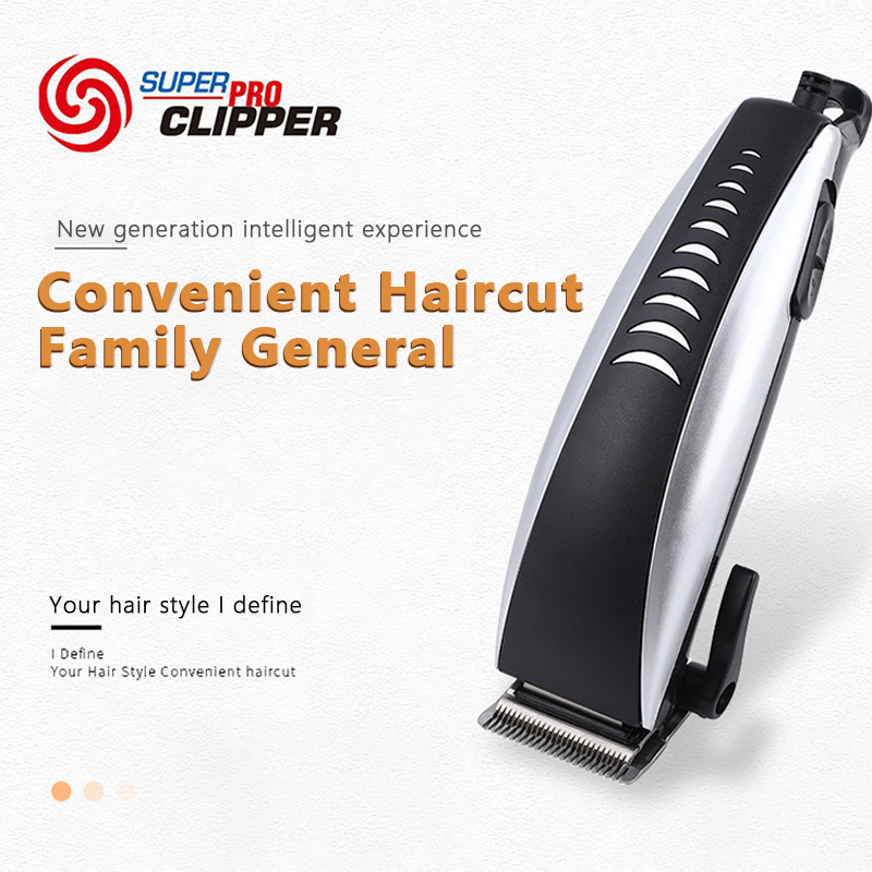 Professional Hair Trimmer Shaver Cutter For Men Hair Clipper Electric Hair Moustache Hair Cutting Machine With Wire Dropshipping