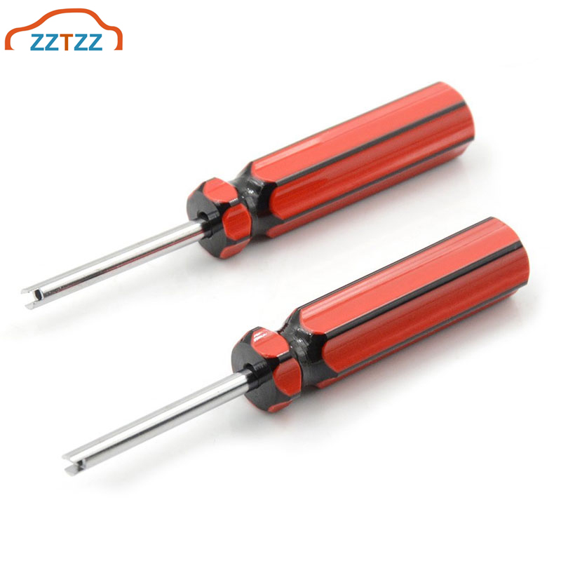 1Pcs Screwdrivers Tire Valve Core One Way Tool For Car Motorcycle Truck Tire Repairing Tools