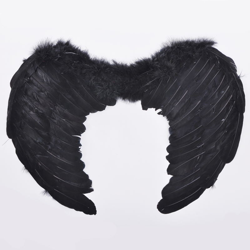 Wings Angel Wings Stage Performance Dressing Supplies Feather Wings