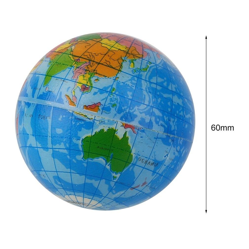 Best Promo #0dd54 - Blue World Map Foam Earth Globe Stress ... on