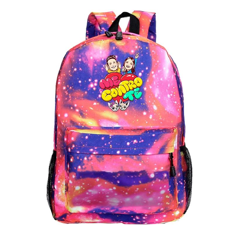 Anime Me Contro Te  Monster School Bag  School Backpacks Girls Boys Toddler Bag Kids Mochila Book Bags