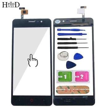 Перейти на Алиэкспресс и купить Сенсорный экран для Doogee X100 сенсорный экран дигитайзер Панель переднее стекло сенсорный экран Объектив сенсор инструменты 3M клей салфетки