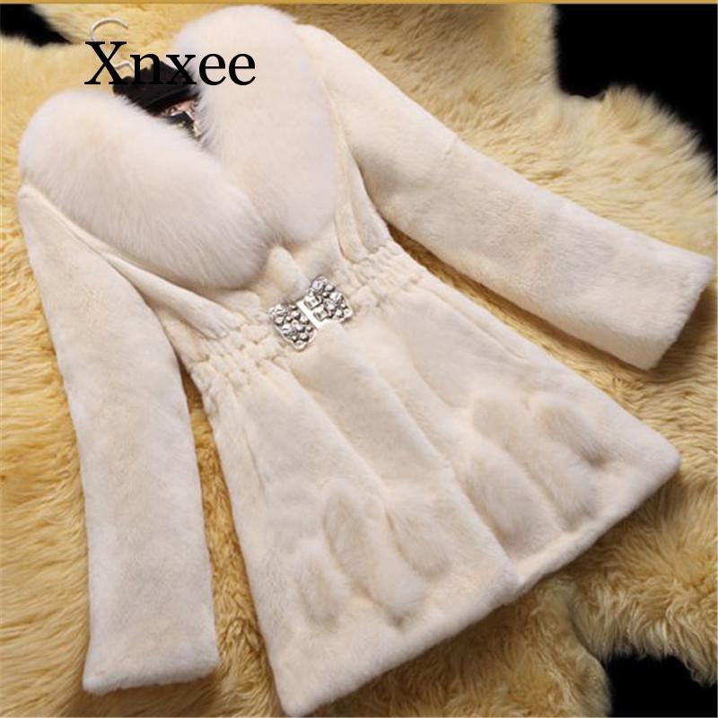 6XL grande taille femmes à la mode manteau de fourrure 2020 hiver nouvelles femmes artificielle fourrure de renard longue Section loisirs vison manteau de fourrure