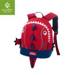 Kocotree 3D 1-6 años de edad impermeable lindas mochilas de escuela para niñas Anime nuevo diseño niños bolsos mochila para niñas y Bog