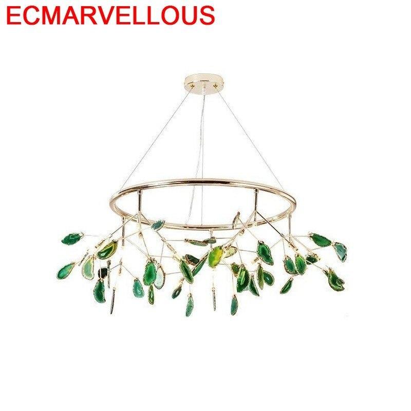 E Pendente Para Sala De Jantar Hanglamp Industrieel Crystal Hanging Lamp Lampen Modern Loft Suspension Luminaire Pendant Light