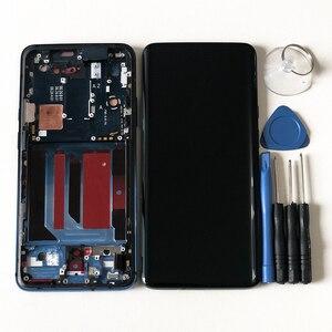 "Image 4 - 6.67 ""Original Supor Amoled M & SenFor OnePlus 7 Proหน้าจอLCD + Digitizerแผงสัมผัสสำหรับoneplus 7T Pro LCD"