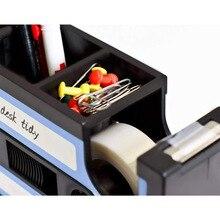 Retro Tape Modeling Desktop Storage Penholder Creative Personality Student Penholder Tape Cutting Office Stationery
