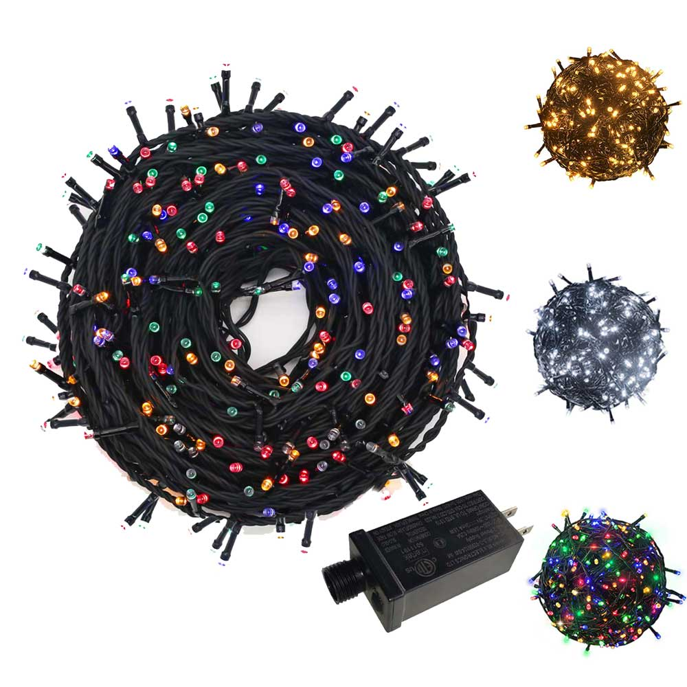35M 30M 14M LED Fairy Lights Garland String Lights Outdoor Waterproof Lighting For Christmas Trees Xmas Party Wedding Decoration