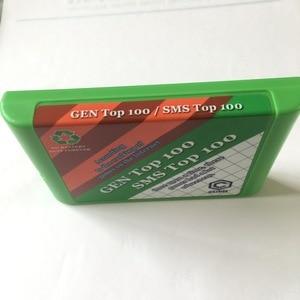 Image 2 - Sega Genesis and Master System game cartridge 200 in 1 Mega Drive 16 bit Multi Cart Cartridge Many games can save