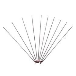 Gorąca XD 10Pcs kolor czerwony kod Thorium elektroda wolframowa głowica wolframowa/pręt do spawarki w Elektrody wolframowe od Narzędzia na