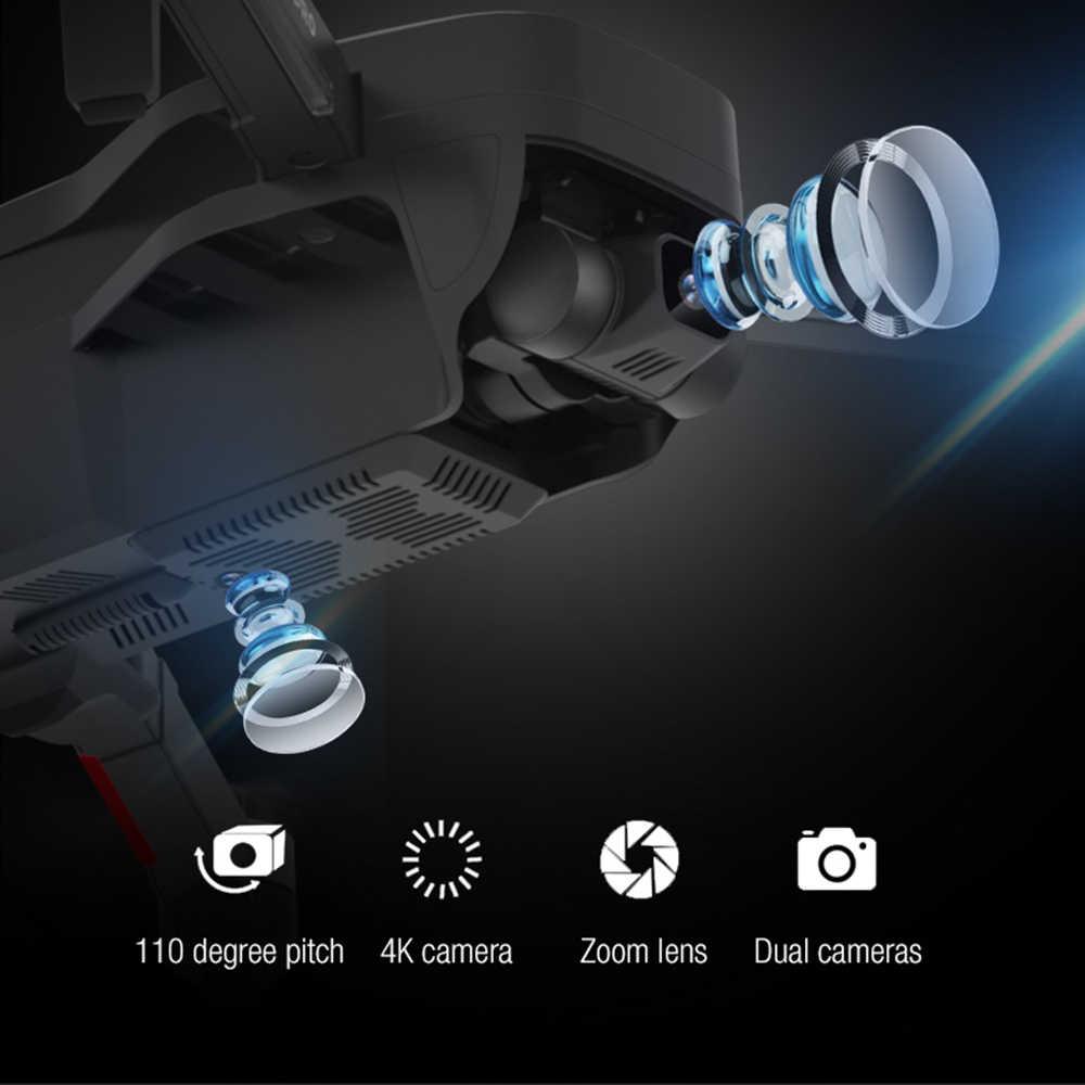 2020 جديد SG906 برو الطائرة بدون طيار 4k HD الميكانيكية كاميرا ذات محورين 5G واي فاي نظام تحديد المواقع يدعم TF بطاقة طائرات بدون طيار المسافة 1.2 كجم رحلة 25 min