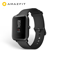 Amazfit-reloj inteligente Bip S, dispositivo resistente al agua de 5atm, con GPS, GLONASS, Bluetooth, compatible con teléfono android iOS