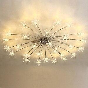 Modern LED Ceiling Light Ice F