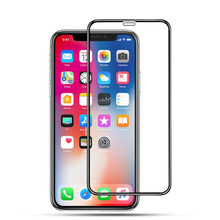 3D Full Cover Tempered Glass for iPhone XR XS Max 7 8 Plus Screen Protector for iPhone 6 6S Plus X Screen Protective Glass Film корпус atx exegate xp 333u без бп чёрный ex283075rus