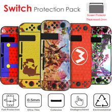 New Nintend Switch Hard Protective Case Cover Shell For Nitendo Switch Console with Joy-Con Controller Direct Docking(China)