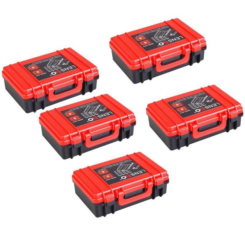 Camera Battery Storage Box Memory Card Holder Case For Sony NP-FW50 NP-W126 NP-BX1 For Nikon EN-EL14/5 Storage Box