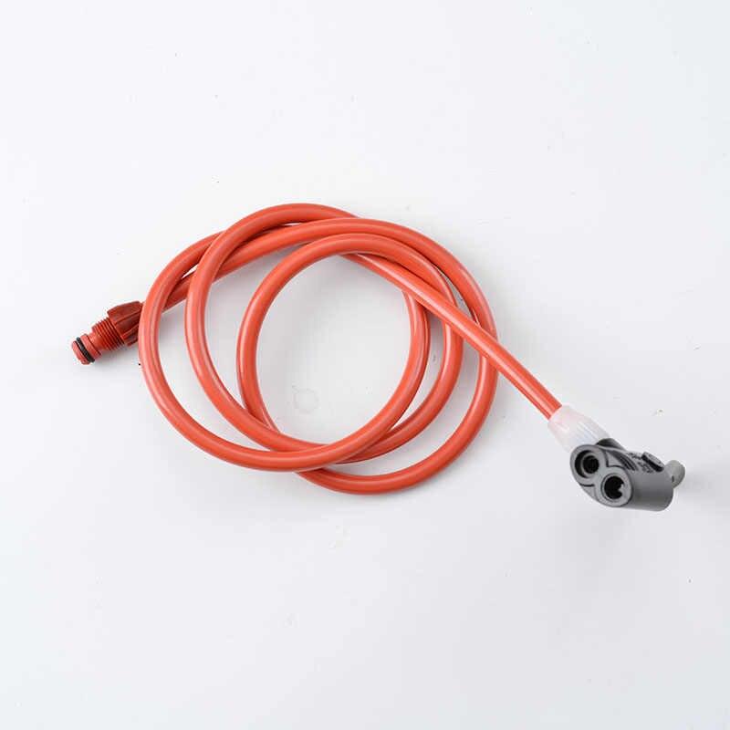 منفاخ دراجة خرطوم 120 سنتيمتر دراجة سيارة الإطارات F/V أو A/V محول منفاخ لإطارات السيارة أجزاء اكسسوارات الهواء اسطوانة تركيبات دراجة مضخة