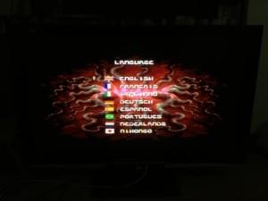 Image 4 - MD ゲーム: XENO 危機 (すべて!! 8 のための国の言語!!)