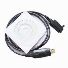 Câble de programmation USB, pour ICOM IC-F30 F50 F60 F30GS F30FT F31GT F31GS F3061 IC-F40GT F40GS I966 Radio walkie-talkie