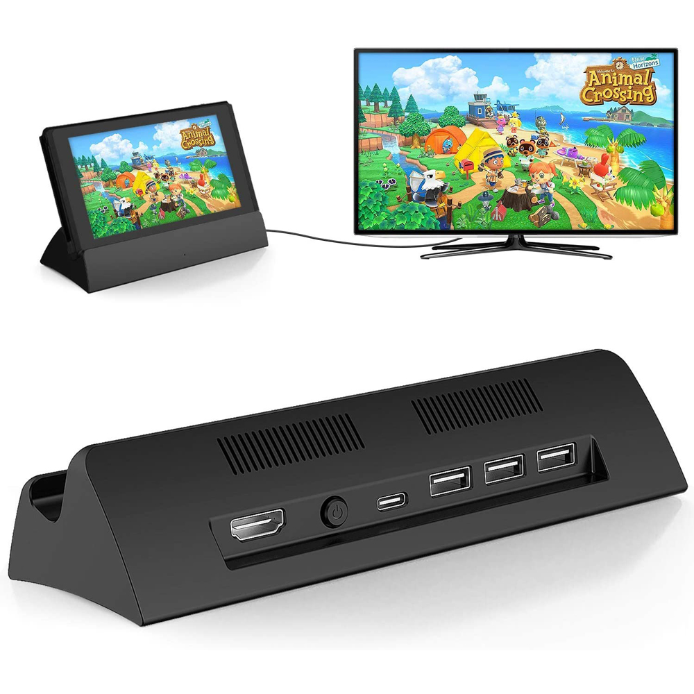 PromoteÖAdapter Playstand-Charger S9-Switch Charging-Docking Dex-Station Usb-Type-C HDMI Samsung