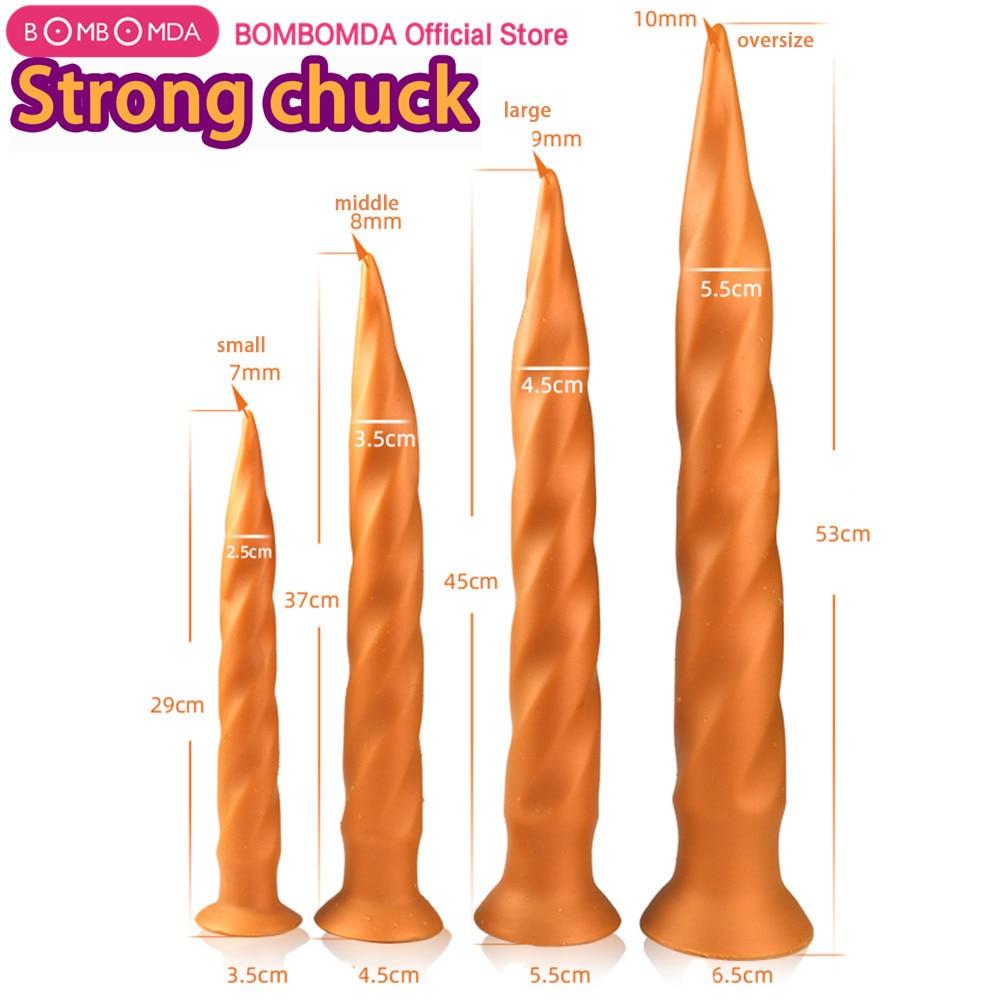 Anal Xxl us $20.29 30% off xxl super long dildo huge silicone long anal dildo butt  plug erotic adult sex toys for women men anus dilator anal plug
