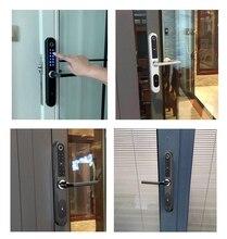 Smart Fingerprint Door Lock