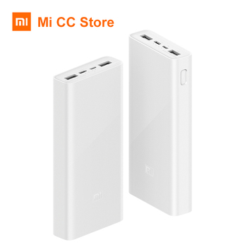 Xiaomi Power Bank 3 20000mAh USB-C 18W Two-way Quick Charge Lithium-ion Polymer Battery Suitable for Mobile phone/ipad/Switch