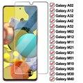 Закаленное стекло 99D для Samsung M01, M11, M21, M31, M51, Galaxy A02, A12, A32, A42, A52, M02, M12, защита экрана M10, M20, M30, M40, стекло