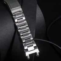 Metal Watchband For MTG B1000 MTG G1000 Watch Accessories Modification Metal Strap 316L Stainless Steel With Tools