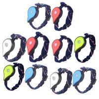 2Pcs Bluetooth Smart Wirstband for Pokemon Go Plus Game Accessory for Nintend Switch Wristband Bracelet for Pokemon Go Plus