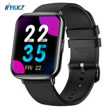 NEW 2021 Smart Watch Men 1.7 Inch Full Touch Sport Watch Heart Rate Tracker Fitness Smart Clock Women Smartwatch For Android IOS