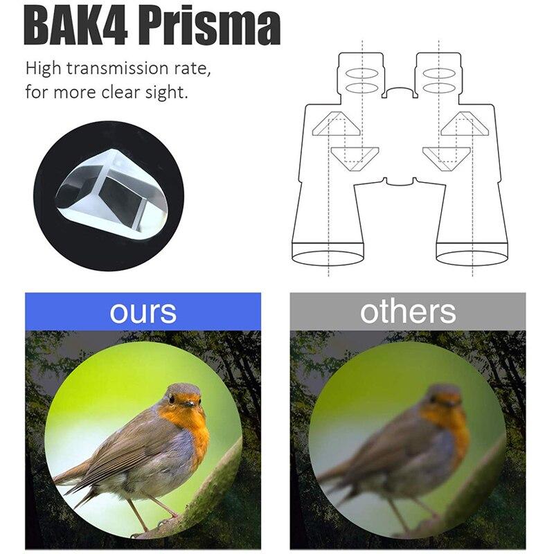 hd para observação de aves ao ar
