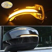 Dynamic LED Turn Signal Light For Honda HR V HRV Vezel 2015 2019 Side Wing Rearview Mirror Indicator Sequential Blinker Lamp