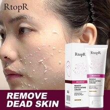 Skin Care Face Exfoliating Cream Whitening Moisturizer Repair Facial Scrub Cleaner Acne Blackhead Treatment Remove