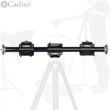 Cadiso Soporte de brazo para cámara, extensión de trípode Horizontal, barra de brazo cruzada, soporte profesional, Disparo Vertical