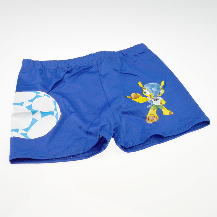 Crawler Children Swimming Pants Doll Figure Swimming Trunks (Suitable 3-9-Year-Old) 4623 Top Grade Pants