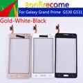 10 шт./партия для Samsung Galaxy Grand Prime Duos G530 G530H G530F G5308 G531 G531H G531F Сенсорная панель Датчик дигитайзер стекло