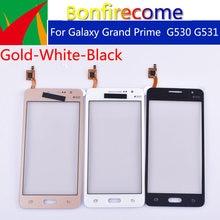 10pcs Los Für Samsung Galaxy Groß Prime Duos G530 G530H G530F G5308 G531 G531H G531F Touch Screen Panel sensor Digitizer Glas