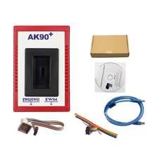 Ak90 + для bmw v319 ak90 plus obd2 автомобильный ключевой программатор