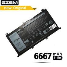 GZSM laptop battery 357F9 For Dell INS15PD-1548B INS15PD-1548R INS15PD-1748B battery for laptop Inspiron 15 7559 7000 battery
