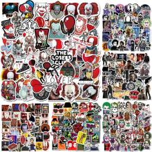 Movie stickers  It Chapter Two stickers supernatural stickers stickers The Joker For luggage refrigerator skateboard stickers