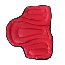 Horse Riding Saddle Pad Thickening Training Wear-resistant Shock Absorption PU Dressage Jumping Outdoor Equestrian Non Slip