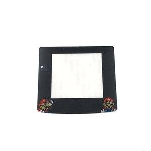Image 4 - عدسة شاشة زجاجية بلاستيكية واقية لاستبدال شاشة GameBoy اللون GBC